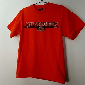 EUC Harley Davidson Milwaukee 2003 T-shirt M